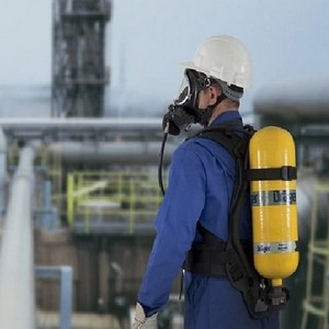 Industrial Self Contained Breathing Apparatus (SCBA)