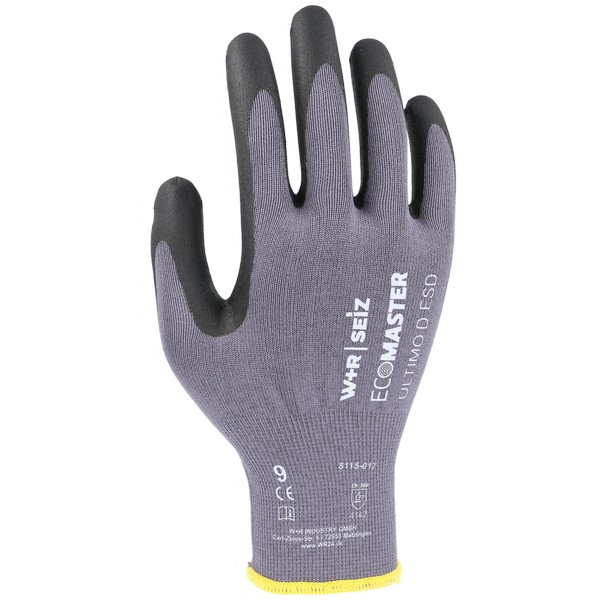 ESD assembly glove